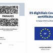 Covid 19 sertifikāti