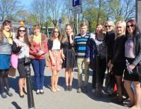 Ceļojums pa Eiropas Savienību Rīgā