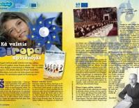 Kā valstis apvienojās Eiropā?