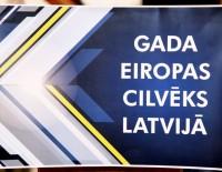 Balso par Gada Eiropas cilvēks Latvijā