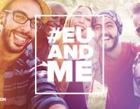 Informatīvā kampaņa #EUandME