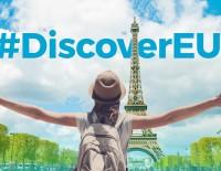 Sākas pieteikšanās #DiscoverEU jauniešu bezmaksas braucieniem pa Eiropu