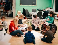 Pieejams ES fondu finansējums pakalpojumu sniegšanai bērniem ar funkcionāliem traucējumiem un viņu ģimenēm!