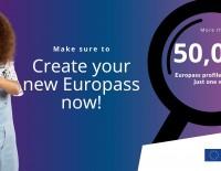 Atklāta atjaunotā un modernizētā Europass tiešsaistes platforma, kas ir pieejama 29 valodās!