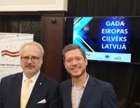 Sabiedriskā balsojumā par 2019. Gada Eiropas cilvēku Latvijā apstiprināts RALFS EILANDS. SVEICAM!