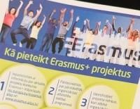 Izsludina 2017.gada konkursu Erasmus+ projektu pieteikumiem