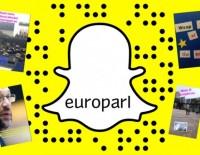Snapchat: Eiropas politika jauniešiem draudzīgā valodā