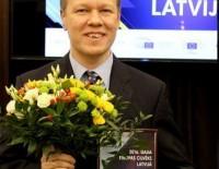 Suminām prof. Andri Ambaini, 2016.Gada Eiropas cilvēku Latvijā!