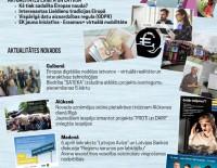 Europe Direct Ziņu lapa par ES aktualitātēm!