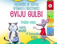 Tikšanās ar bērnu grāmatu rakstnieci Eviju Gulbi