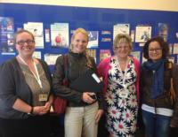 Bibliotēkas Anglijā – kopīgais un atšķirīgais