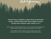 Palīdzi apzināt Latvijas ainavu dārgumus!