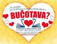 Vai zinājāt, ka bibliotēkā ir bučotava?