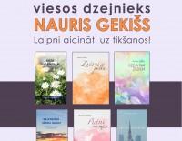 Viesos dzejnieks Nauris Gekišs
