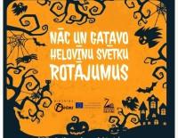 Nāc un gatavo Helovīnu svētku rotājumus!