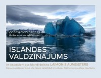 Laimonis Aumeisters par Islandes valdzinājumu