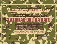 """Aicinām uz interekatīvu sarunu """"Latvijas dalība NATO"""""""