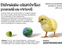 Dzīvnieku aizstāvība pasaulē un virtuvē