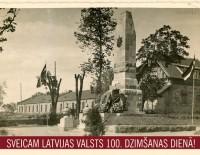 Sveicam Latviju svētkos