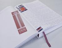 Šonedēļ Tautas Saimes grāmata ir Stāmerienas pagasta bibliotēkā!