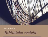 Bibliotēkas - dialogs ceļā uz pārmaiņām!