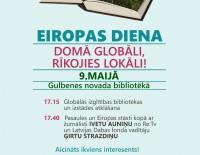 Eiropas diena bibliotēkā