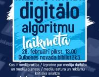 Medijpratība digitālo algoritmu laikmetā