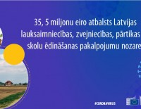 EK apstiprina 35,5 miljonus eiro vērtu Latvijas atbalsta mehānismu