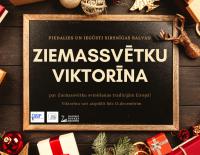 Ziemassvētkus gaidot, aicinām piedalīties viktorīnā par Ziemassvētku svinēšanas tradīcijām Eiropā!