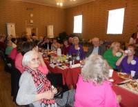 Stāmerienas, Kalnienas un Stradu pagasta bibliotēkas organizē pasākumu senioriem