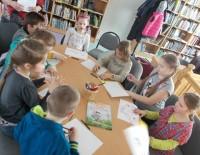 Bibliotēku nedēļas aktivitātes mazajiem lizumiešiem
