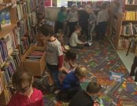 Ziemeļvalstu literatūras nedēļa Lizuma pagasta bibliotēkā