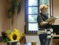 Litenes pagasta bibliotēkā dzejniece Inga Gaile