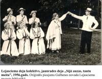 Kultūras dzīve fotogrāfijās (1949-1989)
