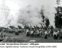 "Brīvdabas uzvedumam ""Skroderdienas Silmačos"" – 30"