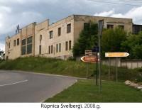 Zudušās industrijas. Rūpnīcas STRAUME 4.cehs