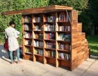 Āra lasītavu izveide pagastu bibliotēkās – jauna iespēja iedzīvotājiem