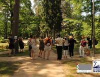 Iepazīstam Gulbenes parkus