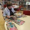 Bibliotēkā brīvprātīgos darbus veic seniores