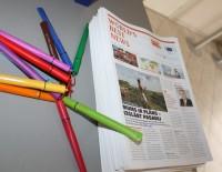 """Akcija """"Pasaules labāko ziņu diena"""" Gulbenes novada bibliotēkā"""