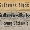 Iz senajām avīzēm (novembris)